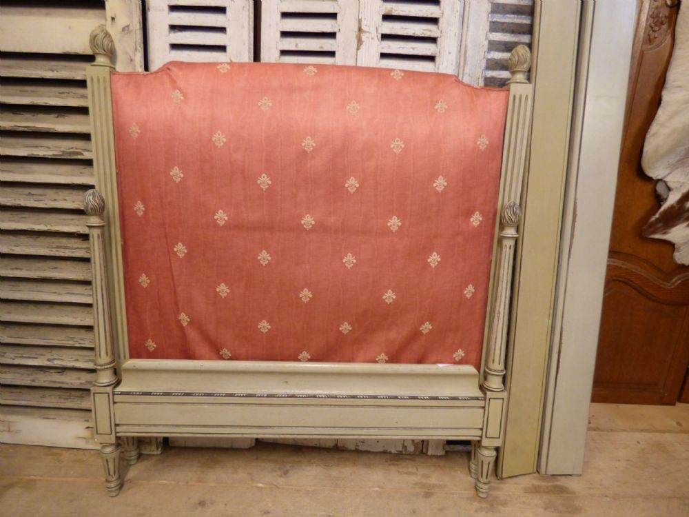 Vintage French Single Bed - ca186